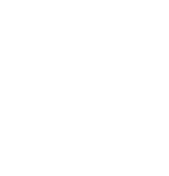 белая иконка куб