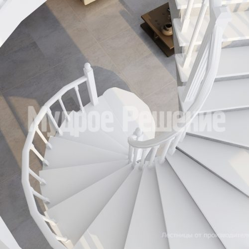 Бетонная лестница-1