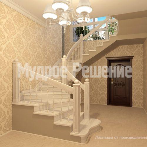Бетонная лестница-11