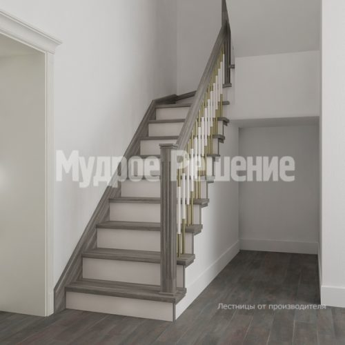 Бетонная лестница-4