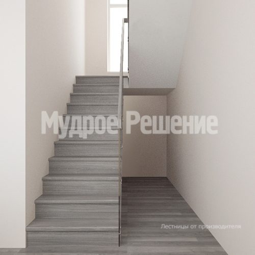 Бетонная лестница-8