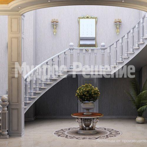 Бетонная лестница-14