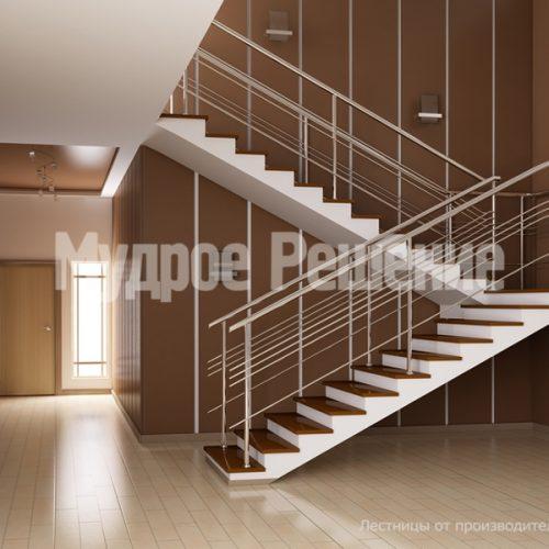 Бетонная лестница-15