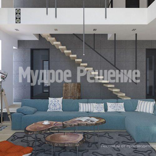 Консольная лестница-1