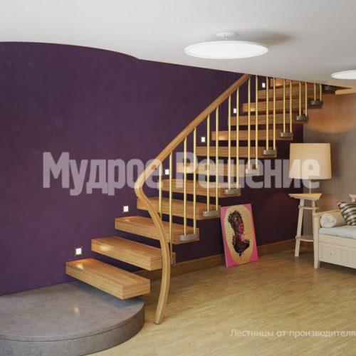 Консольная лестница-2