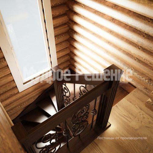 Винтовая лестница-2
