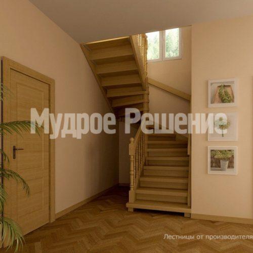 Винтовая лестница-8