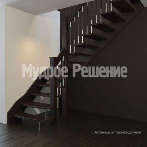 Лестница на больцах-15