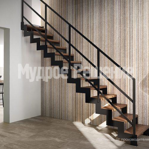 Металлическая лестница-11