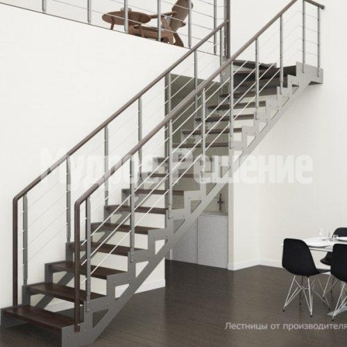 Металлическая лестница-22