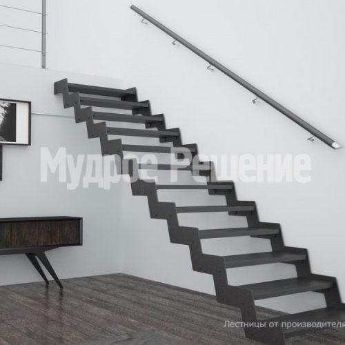 Металлическая лестница-43
