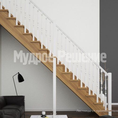 Деревянная лестница-70
