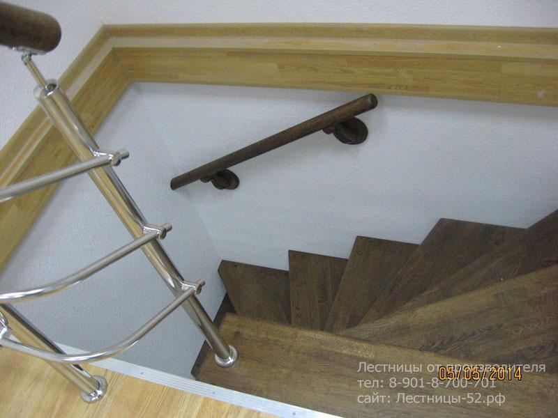 Фото лестницы в Лыскове