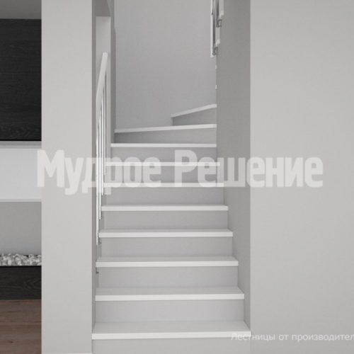 Бетонная лестница-17