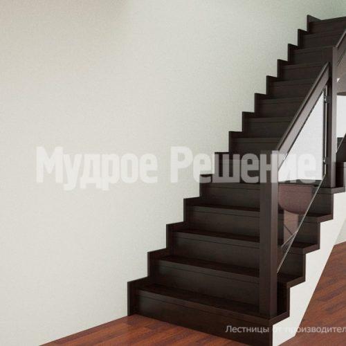 Бетонная лестница-19