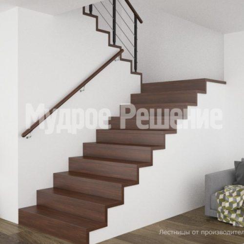 Бетонная лестница-20