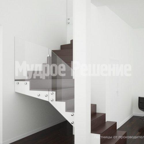 Бетонная лестница-21