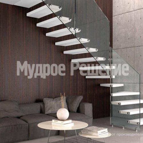 Консольная лестница-3