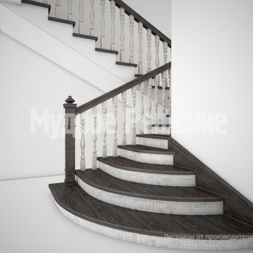 Бетонная лестница-6