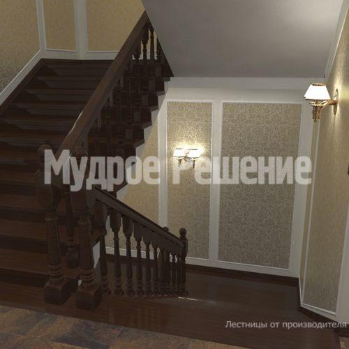 Бетонная лестница-12