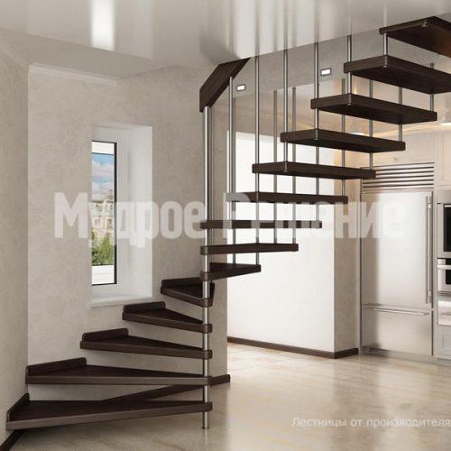 Винтовая лестница-13