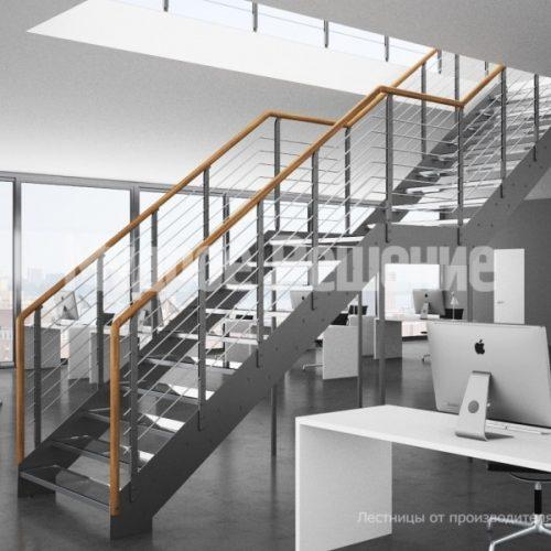 Металлическая лестница-40