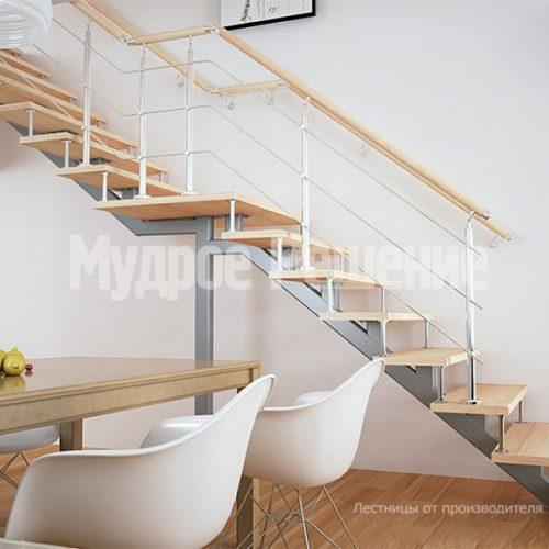 Металлическая лестница-50