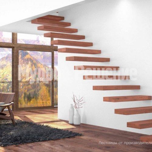 Консольная лестница-7